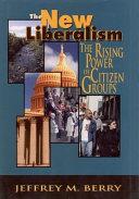 The New Liberalism Pdf/ePub eBook