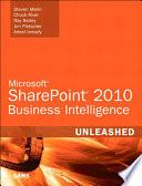 Microsoft Sharepoint 2010 Business Intelligence Unleashed Book PDF