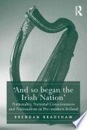 And so began the Irish Nation