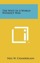 The West in a World Without War