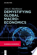 Demystifying Global Macroeconomics