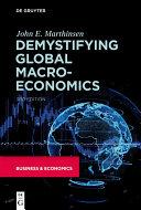 Demystifying Global Macroeconomics [Pdf/ePub] eBook