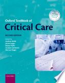 Oxford Textbook of Critical Care Book