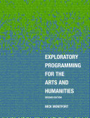 Exploratory Programming for the Arts and Humanities  second edition
