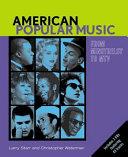 American Popular Music Book