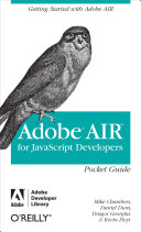 AIR for Javascript Developers Pocket Guide