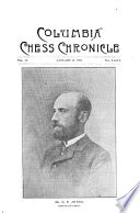 Columbia Chess Chronicle