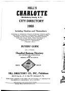 Charlotte (Mecklenburg County, N.C.) City Directory