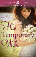 His Temporary Wife Book