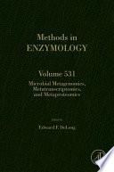 Microbial Metagenomics  Metatranscriptomics  and Metaproteomics Book