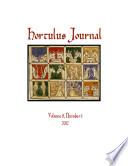 Hortulus Journal Volume 8 Number 1