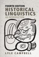 Historical Linguistics  Fourth Edition