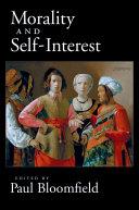Morality and Self-Interest Pdf/ePub eBook