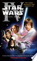 A New Hope  Star Wars  Episode IV