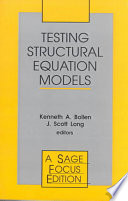 Testing Structural Equation Models