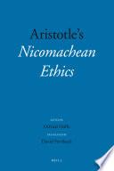 """Aristotle's """"Nicomachean Ethics"""""""