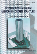 Design of Modern Highrise Reinforced Concrete Structures