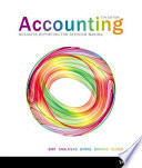 Accounting Business Reporting for Decision Making 5e+istudy Version 3 Registration Card