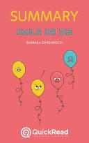 Smile or Die by Barbara Ehrenreich (Summary)