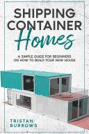Shipping Container Homes Pdf/ePub eBook