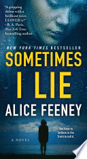 Sometimes I Lie Alice Feeney Cover