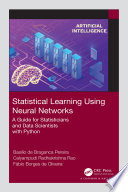 Statistical Learning Using Neural Networks