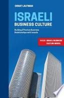 Israeli Business Culture