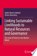 Linking Sustainable Livelihoods to Natural Resources and Governance Book