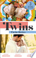 Twins: Twin Heirs: The Sheikh's Secret Babies (Bound by Gold) / Marriage: To Claim His Twins / Pregnant with His Royal Twins