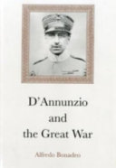 D Annunzio and the Great War