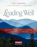 Leading Well