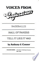 Voices from Cooperstown