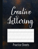 Creative Lettering Practice Sheets