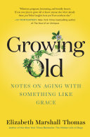 Growing Old [Pdf/ePub] eBook