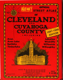 Official Street Atlas of Cleveland and Cuyahoga County
