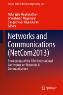 Networks and Communications  NetCom2013