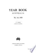 Year Book Australia No 64 1980