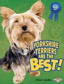 Yorkshire Terriers Are the Best