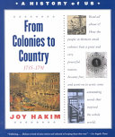 From Colonies to Country, 1735-1791