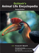 Grzimek S Animal Life Encyclopedia 2nd Ed Thomson Gale 2003