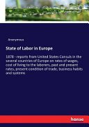 State of Labor in Europe