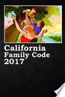 California Family Code 2017
