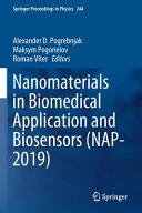 Nanomaterials in Biomedical Application and Biosensors  NAP 2019