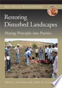 Restoring Disturbed Landscapes Book