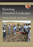 Restoring Disturbed Landscapes Pdf/ePub eBook