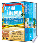 Aloha Lagoon Mysteries Boxed Set Vol  II  Books 4 6