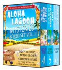 Aloha Lagoon Mysteries Boxed Set Vol. II (Books 4-6)
