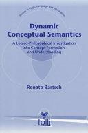 Dynamic Conceptual Semantics