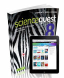 Cover of Science Quest 8 for the Australian Curriculum 2E and EBookPLUS