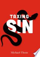 Taxing Sin